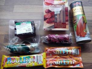 Eine nette Auswahl aus der Könecke Produktpalette
