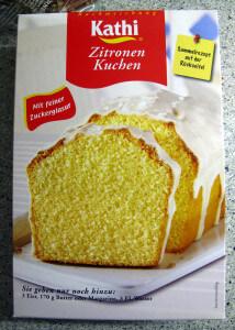 Zitronenkuchen als Entschädigung von Kathi