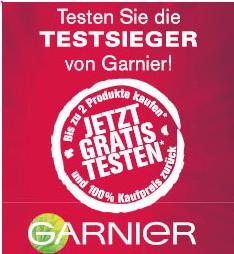 Garnier Testwochen