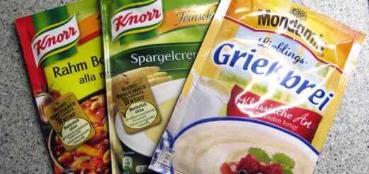 Entschädigungspaket von Knorr / Unilever
