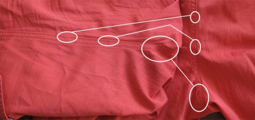 Der kaputte Kleiderhaufen von Pierre Cardin