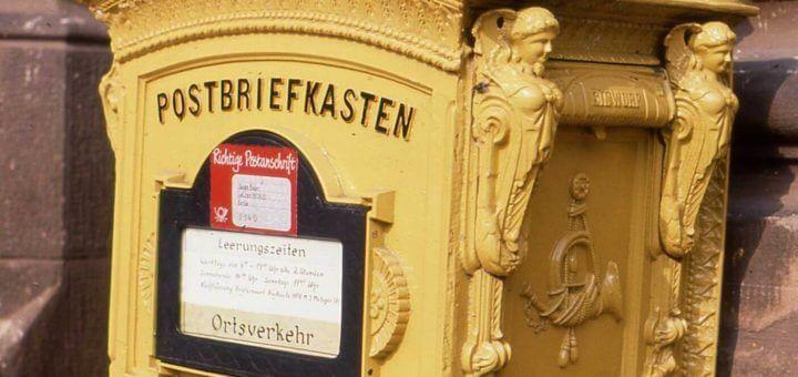 Briefkasten, Magdeburg