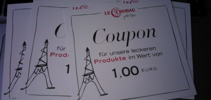 5 Euro Le Crobag Coupons